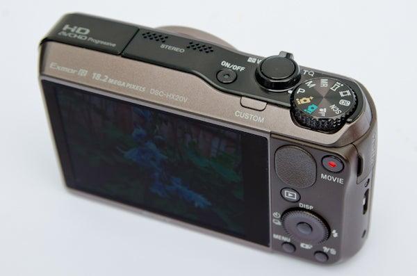 Sony HX20V 2