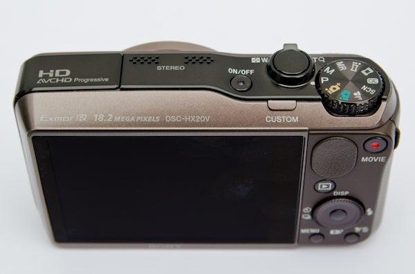 Sony HX20V 5