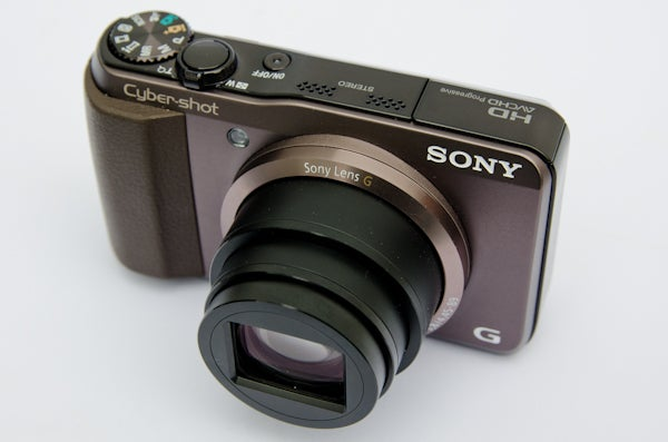 sony cyber shot hx20v review trusted reviews rh trustedreviews com Sony Cyber-shot 8.1 Mega Pixels Owner Manual Sony Cyber-shot Manuals Owner