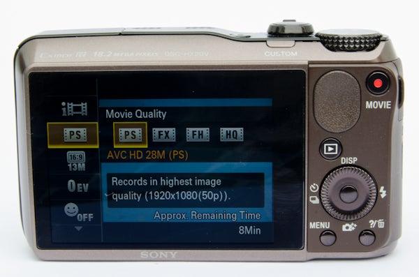 Sony HX20V 10