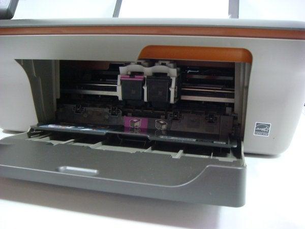 HP Deskjet 3050A - Cartridges