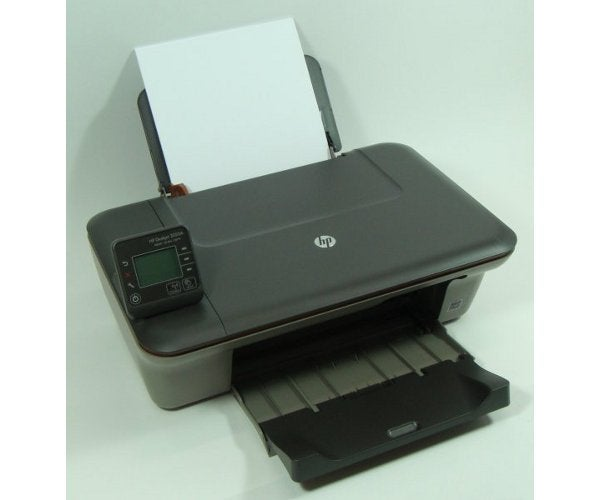HP Deskjet 3050A - Open