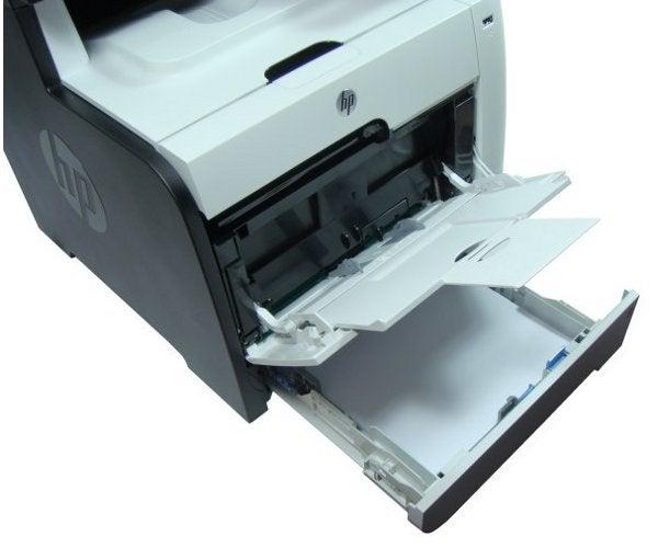 HP LaserJet Pro 300 Color MFP M375nw - Trays