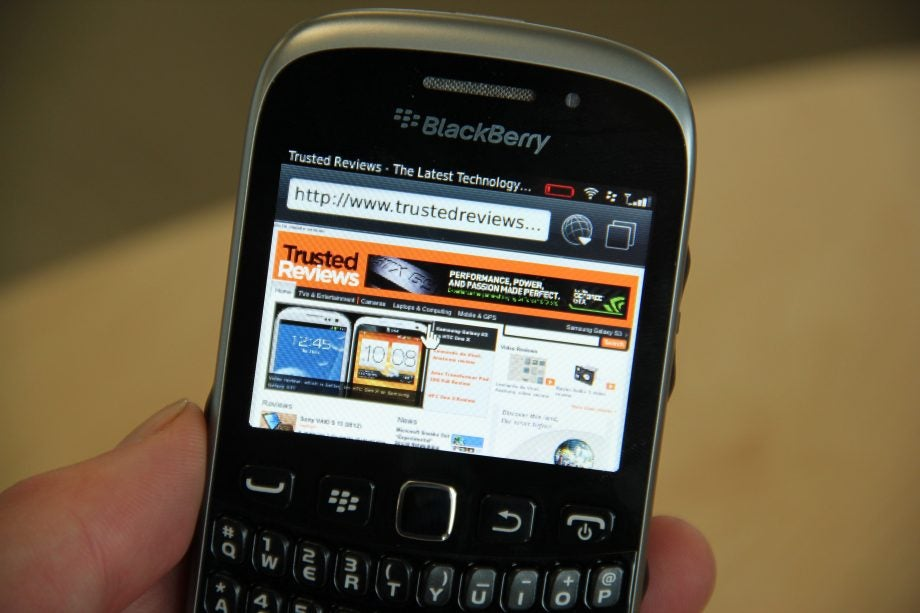 Bolt Browser for BlackBerry: Lightning Speed