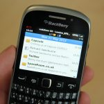 BlackBerry Curve 9320 Messages