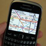 BlackBerry Curve 9320 Underground App