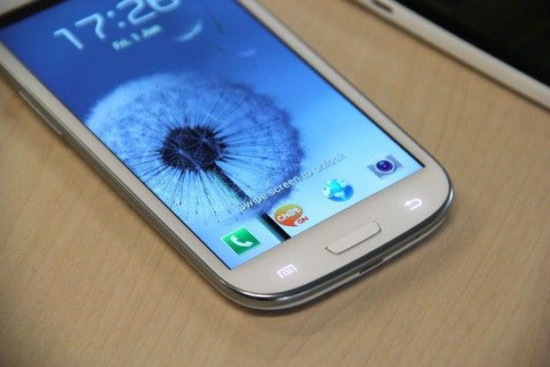 Samsung Galaxy S3 - Screen