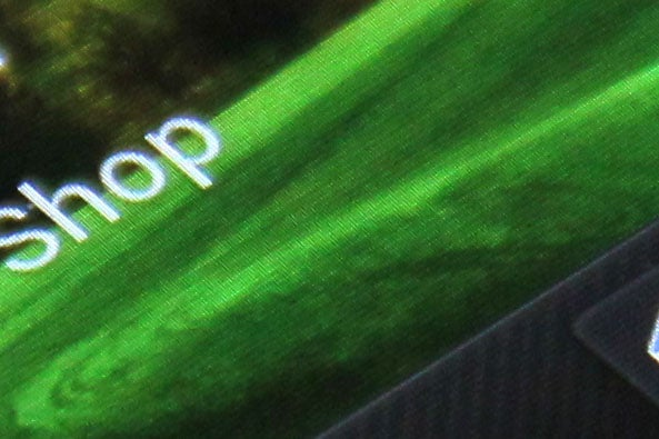HTC One X - Screen