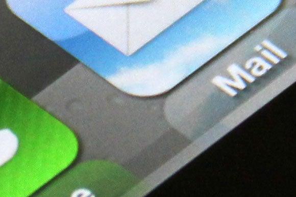 iPhone 4S - Screen
