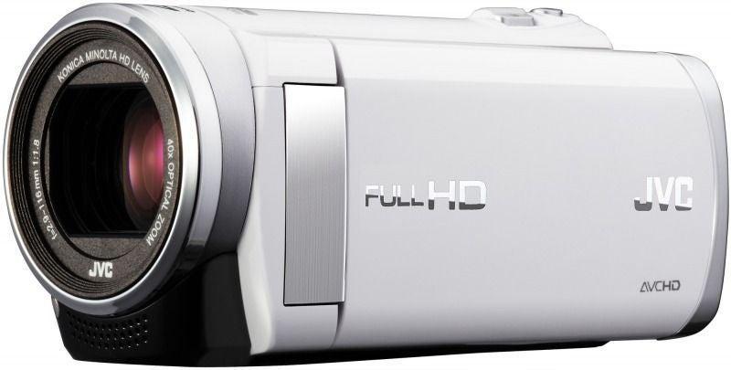 JVC HD Everio GZ-E205 Review | Trusted Reviews