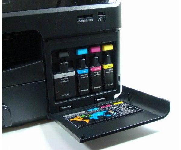 Lexmark OfficeEdge Pro5500 - Cartridges