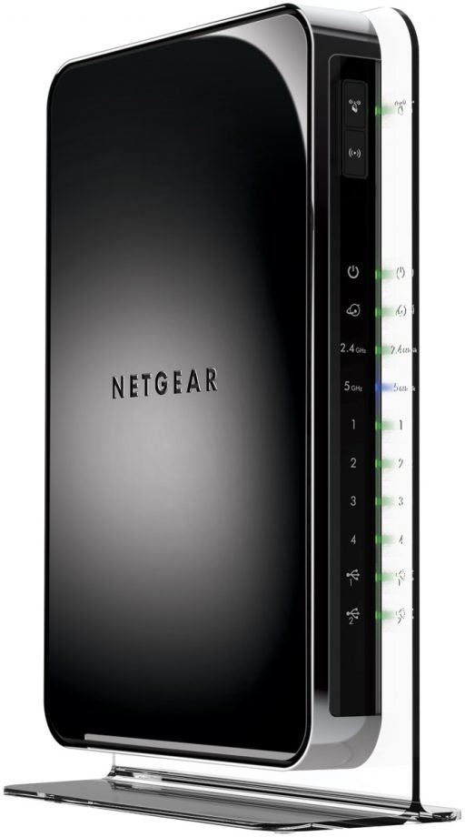 Netgear N900 Dual Gigabit Wireless Router