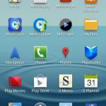 Samsung Galaxy S3 - Screenshot