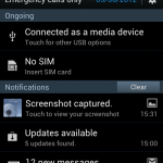 Samsung Galaxy S3 - Notifications