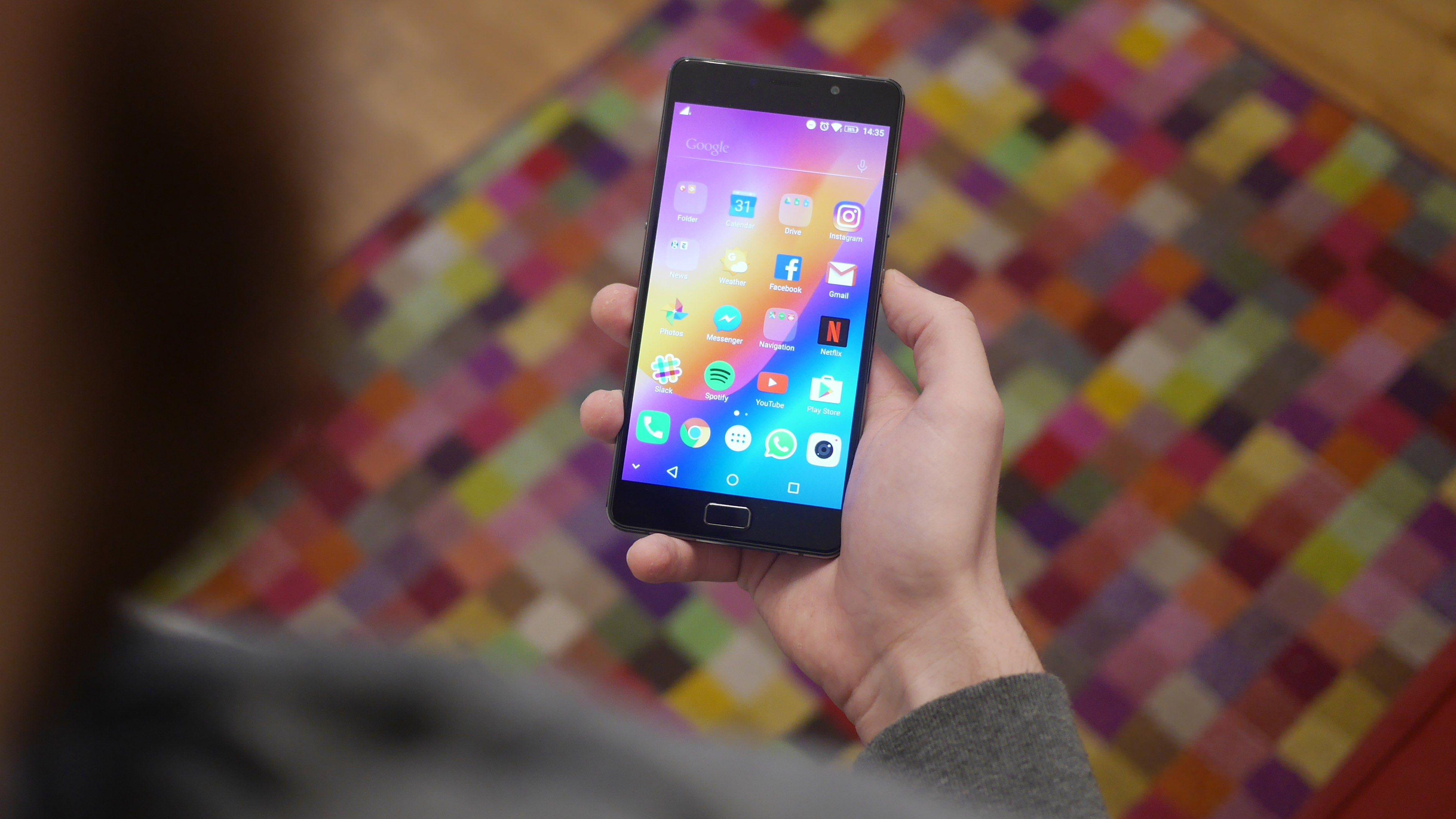 Lenovo P2 – Performance and software Review | Trusted Reviews