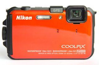 Nikon Coolpix AW100 11