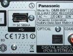 Panasonic DMR-BWT720