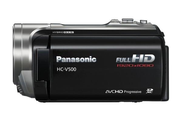 panasonic hc v500 review trusted reviews rh trustedreviews com
