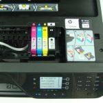 HP Officejet 4620 - Cartridges