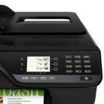 HP Officejet 4620 - Controls