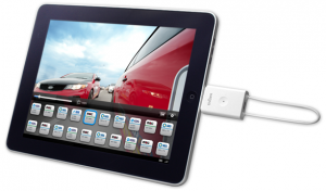 Humax Tivizen Dongle for iPad