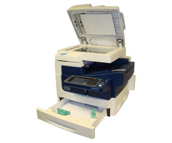 Xerox ColorQube 8700 - Open