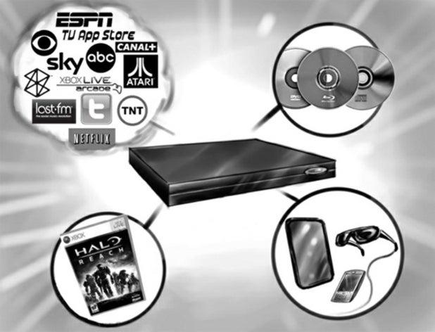 Microsoft Xbox 720 Kinect 2