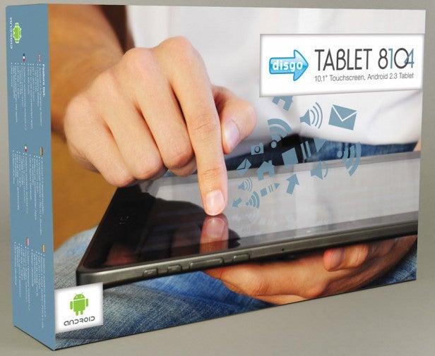 Disgo Tablet 8104 3