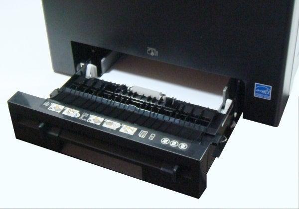 Dell 2155cdn - Tray and Feed