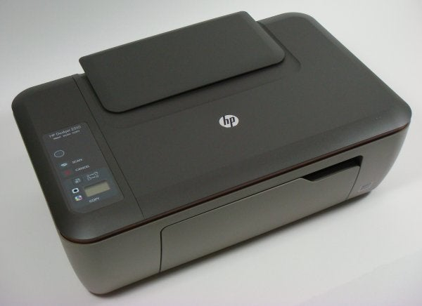 hp deskjet 2510 review trusted reviews rh trustedreviews com HP 2510 Printer Ink HP Photosmart Printer All One