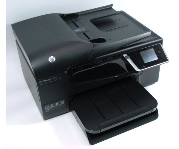 Hp Officejet 6600 E Review Trusted Reviews