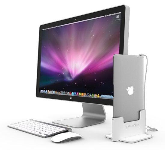Henge Dock 13-inch MacBook Air dock 2