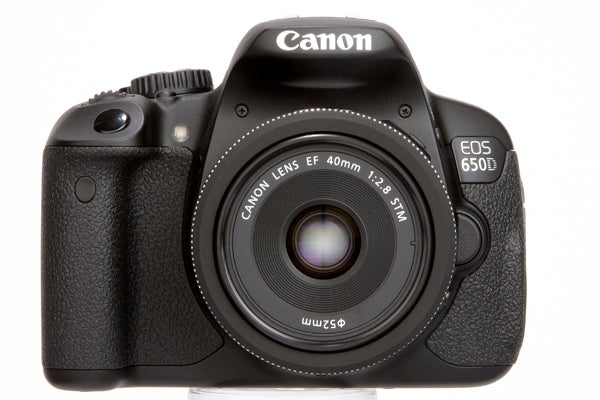 canon eos 650d review trusted reviews. Black Bedroom Furniture Sets. Home Design Ideas