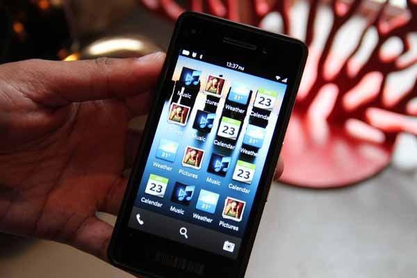 BlackBerry 10 10