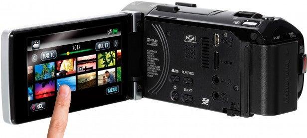 JVC HD Everio GZ-GX1 2
