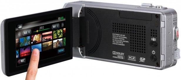 JVC HD Everio VX715 3