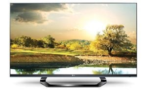 Top Five TVs For The Olympics