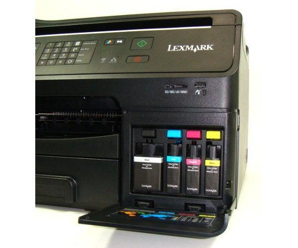 Lexmark OfficeEdge Pro4000 - Cartridges