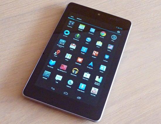 Google Nexus 7 tablet screen issues