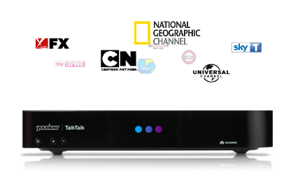 YouView & Huawei DN370T Review - YouTube