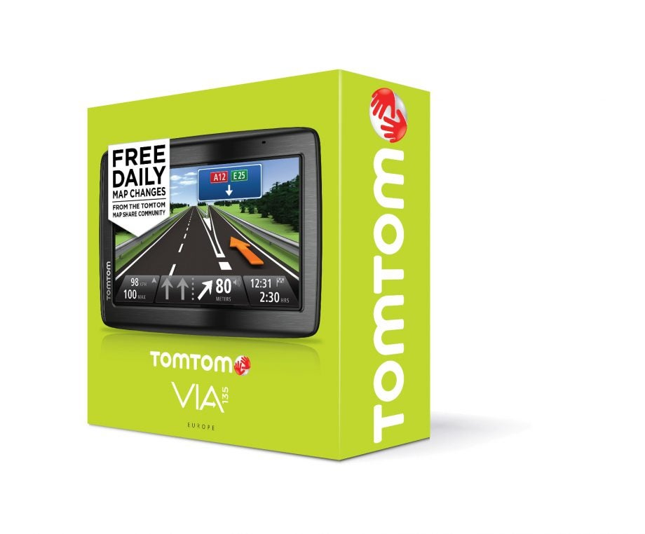 TomTom Via 135 Review | Trusted Reviews