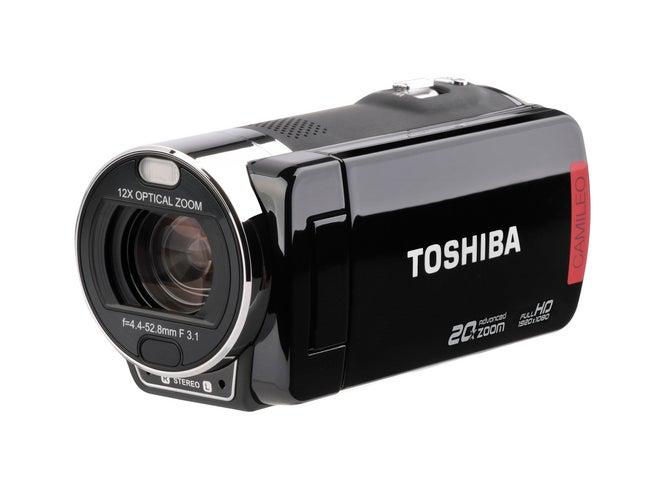 toshiba camileo x200 review trusted reviews rh trustedreviews com Toshiba Camcorder Camileo H20 Toshiba Camcorder Camileo H20