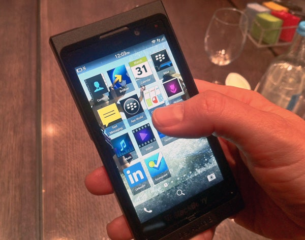 BlackBerry 10 Review   Trusted Reviews