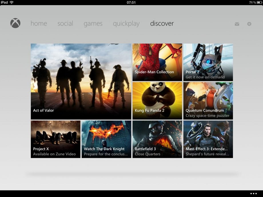 My Xbox Live App Lets You Control Your Xbox 360 With Your