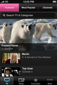TV Streaming Apps