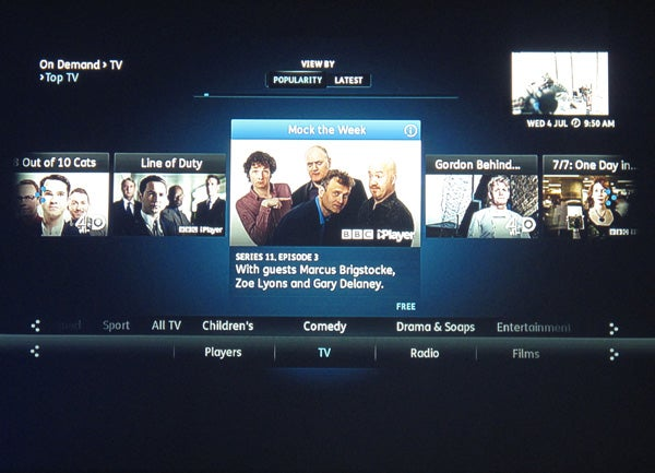 YouView 5