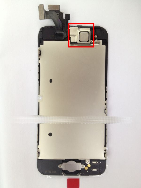 iPhone 5 features add NFC according to leaked pictures