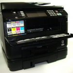 Epson Workforce Pro WP-4545DTWF - Cartridges