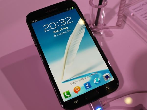 Samsung Galaxy Note 2 Review | Trusted Reviews