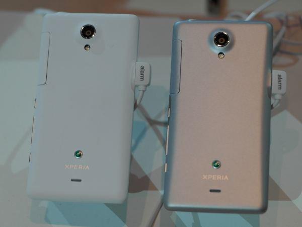 Sony Xperia T 10